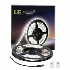16.4ft 5m Flexible LED Light Strips 300 Units SMD 3528 LEDs 12VDC Non-waterproof