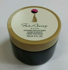 Avon Far Away Perfumed Skin Softener Body Cream New 5 fl oz Full Size Exotic