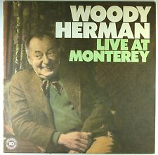 """12"""" LP - Woody Herman - Live At Monterey - M963 - washed & cleaned"""