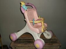 fisher price 2007  baby doll musical stroller, girls, collectors