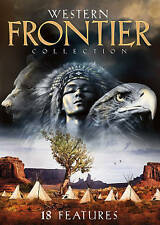 Western Frontier Collection New DVD