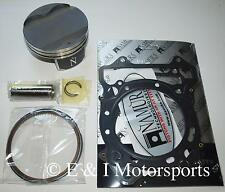 SUZUKI DRZ DR-Z 400 400E 400S 400SM *NAMURA PISTON & GASKET KIT* STOCK BORE 90mm