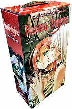Rosario + Vampire Complete Box Set: Season I & II Manga Anime Series