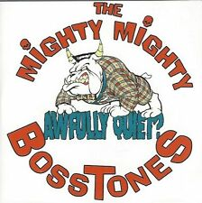 THE MIGHTY MIGHTY BOSSTONES - AWFULLY QUIET? - PROMO CD ALBUM - MOON CD 056