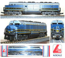 LIMA 320313 LOCOMOTORE DIESEL EMD-7 LUNGO a 6 ASSI BALTIMORE & OHIO BOX SCALA-N