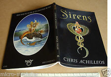 Sirens by Chris Achilleos. Sci-Fi & Fantasy Art Book from Dragon's World 1986