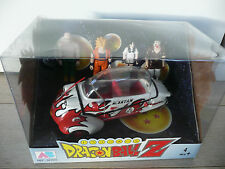 dragon ball z satan's car voiture de MR SATAN