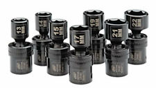 "Ingersoll Rand SK4M7U 1/2"" Drive 7-Piece Impact Wrench Metric Socket Set"