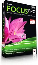 Helicon Focus Pro BOX mit CD/DVD ohne Helicon Remote