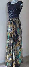 Party 21 Exclusive Jewelled Maxi Dress Size Medium 12 NEW TAGS