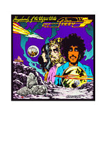 "Thin Lizzy Vagabonds of the Western World Album Cover Art Print A3: 16""x11"""