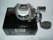 QUANTUM Accurist AC501PT LEFTY Baitcaster Fishing Reel