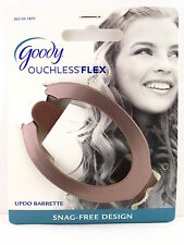 GOODY OUCHLESS COMFORT FLEX UPDO HAIR BARRETTE - BROWN (15704BRN)
