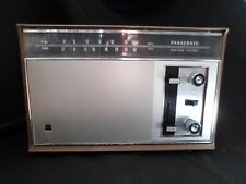 Vintage PANASONIC RE-7329 AM FM RADIO