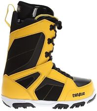 ThirtyTwo Men Prion Snowboard Boots (9) Black / Yellow