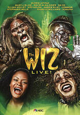 The Wiz Live!, New DVDs