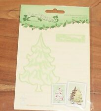 Leane Creatief cutting die 2328 CHRISTMAS TREE