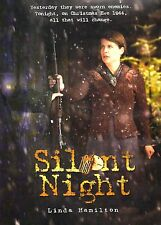 Silent Night DVD - Linda Hamilton Christmas Eve 1944 NEW