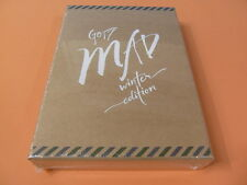 GOT7 - MAD Winter Edition (Merry Ver.) CD w/ 22 Postcards+4 Stickers + Diary SET