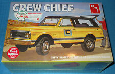 AMT 1972 Chevy Blazer Crew Chief 1/25 Scale 2 in 1 Kit-Model Car Swap Meet