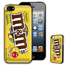Peanut M&M'S iPhone 5 cover case Retro Sweets Candy Quirky Pop Vintage M&M