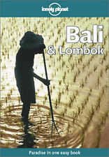 Bali and Lombok (Lonely Planet Regional Guides), Mary Covernton, Tony Wheeler