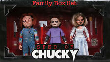 CHILD'S PLAY - SEED OF CHUCKY FAMILY BOX SET  ( Rare Out Of Production )