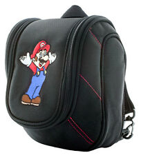 Super Mario Bros Carry Backpack Mini-Rucksack Nintendo All DS Lite DSi XL 3DS XL