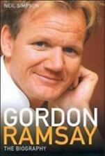 Gordon Ramsay: The Biography-ExLibrary