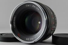 【Rare!】 Carl Zeiss Planar T* 50mm f/1.4 ZS Lens for M42 Mount From JAPAN #2604