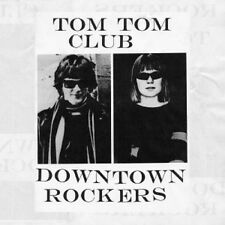 Tom TOM CLUB-DOWNTOWN ROCKERS CD International Pop Nuovo