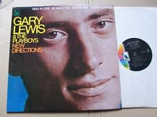 GARY LEWIS&THE PLAYBOYS,NEW DIRECTIONS m-/m-  liberty rec. LRP-3519 USA 1967