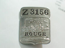 Ford Rouge Employee Plant Pin Badge   ORIG #Z3156