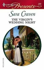 The Virgin's Wedding Night by Craven, Sara