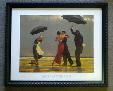 The Singing Butler by Jack Vettriano Stunning Framed Art Print Dancers