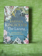 THE LACUNA by Barbara Kingsolver. 1st Edition (2009)