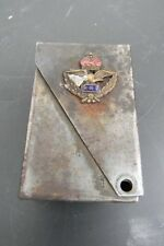 1ww RAF pilots match box cover designed by Dunhill