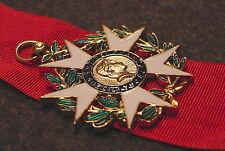 FRENCH LEGION OF HONOR  NATIONAL ORDER MEDAL - KNIGHT - 1ST EMPIRE PATTERN
