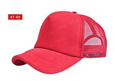 Hot Men Women Adjustable Outdoor Sport Hat Baseball Mesh Cap Running Visor Hats