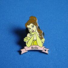Belle Princesses Cast Lanyard Disney Pin WDW Beauty and the Beast
