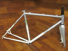 ALL CITY MACHO KING REYNOLDS 853 WHISKY No. 7 CARBON FORK DISC FRAME SET 52 CM