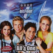BeFour All 4 one (2007) [CD]