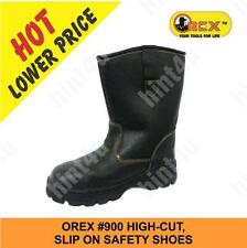 OREX # 900 HIGH CUT SLIP ON SAFETY SHOES