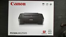 CANON PIXMA MG2550S COMPACT ALL IN ONE- FREE Next Day Delivery See Description