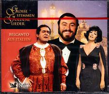 Grosse Stimmen  Goldene Lieder - Belcanto aus Italien (3 CDs) 2008