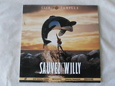 Laser disc   SAUVEZ WILLY  Jason JAMES RICHTER  Lori PETTY  Jayne ATKINSON