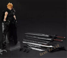 Play Arts Final Fantasy VII FF7 Advent Cloud Strife Figure Action Figures Gift
