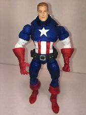 Marvel Legends Face-Off UNMASKED CAPTAIN AMERICA VARIANT 2006 6in. #0233