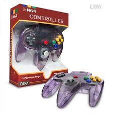 Nintendo 64 N64 Cirka Controller (Atomic Purple)