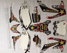 2010 2011 2012 2013 graphics decals sticker kit for HONDA dirt pit bike CRF250R